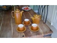 Hornsea Saffron Tea Set