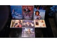 Andre Rieu cds and dvds
