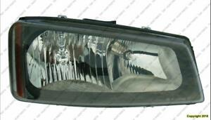 Head Lamp Passenger Side Without Cladding High Quality Chevrolet Silverado 2003-2007