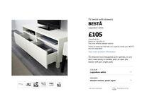 TV bench / Storage drawers