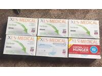 6 unopened boxes of XLS-Medical