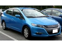 £100pw PCO CAR FOR RENT / HIRE LONDON, HYBRID, TOYOTA PRIUS, HONDA INSIGHT, HONDA CIVIC,UBER READY!!