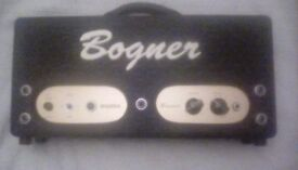 Bogner mojado guitar amp, hand wired, tube amp
