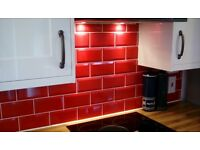 Red tiles for sale