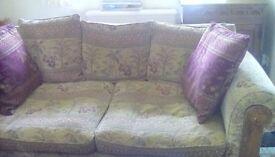 Large sofas