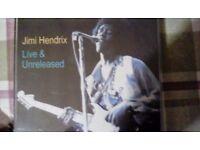 Jimi Hendrix cds