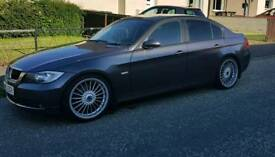 BMW 320d MOT until May 2019