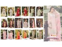 Designer Asian Pakistani & Indian suits