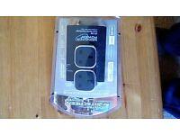 Monster flatscreen powercenter hts200