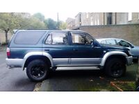 Toyota hilux surf 3.0 diesel automatic