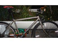 Cannondale hybrid bike H500