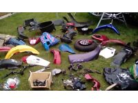 Im selling my motorbike and scooter parts lot of money to be made in these parts