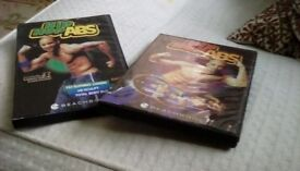 Hiphop Abs DVDs
