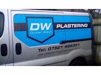 DW PLASTERING