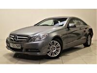 MERCEDES-BENZ E CLASS 3.0 E350 CDI BLUEEFFICIENCY SE 2d AUTO 265 BHP + 1 PREVIOUS OWNER FROM NEW