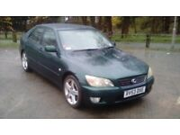 Lexus IS200 SE Automatic, full service history, extremely reliable Lexus IS 200
