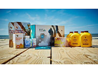 New& Sealed ❤ FOREVER LIVING ❤ F.I.T 2 Pack ❤ ❤ Vanilla/Chocolate £200 ono RRP £220