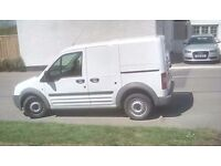Ford connect van ,1.8 tdi, white, good condition, low mileage.