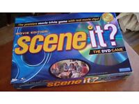 Board Games, Scene It Movie Edition (DVD version) Guess Who & Play that tune playmat game.