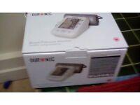 Duronic 150 Blood pressure monitor, unused, still in box
