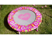 3ft Barbie Trampoline / Adult Fitness Trampoline