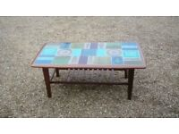 Genuine 1960's coffee table