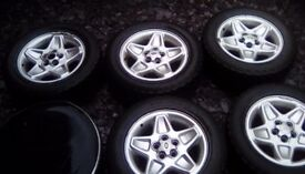 Landrover discovery 2 wheels