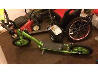 Bmx style scooter