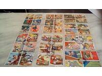 1972 dizney stamp collection