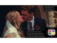 Wedding Highlights Film for £125 when you've booked a feature-length wedding film! - Videographer