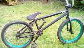 Bmx bike/we the people crysis