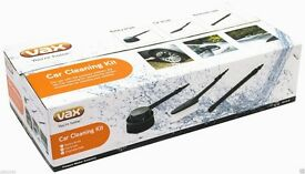 """Vax Pressure Washer Car Cleaning Kit. """"Vax Warranty"""" New & Boxed."""