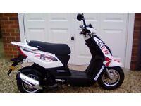 Sinnis Prime 50cc Moped