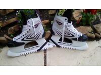 Ccm ice skates size 11