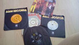 5 x 70`s vinyl records mix