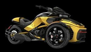 2017 can-am Spyder F3-S SM6 Daytona 500 Edition