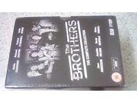 The Brothers - The Complete Collection DVD - 7 disc set ( new sealed )