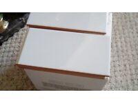 Emc light gray tiles 1box of 50