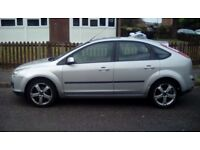 Ford focus 1.8l sport 07 plate 5door px for seat leon,bmw,golf or van can add cash