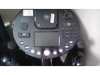 The singing machine ism 1028 Karaoke machine