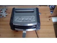 Small grill & toster