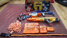 Nerf N-Strike Set