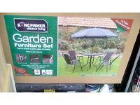 BNIB 6 Piece Garden Furniture Set