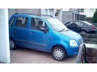 Suzuki wagon R blue auto 1300 cc 5 door hatch 5 seater