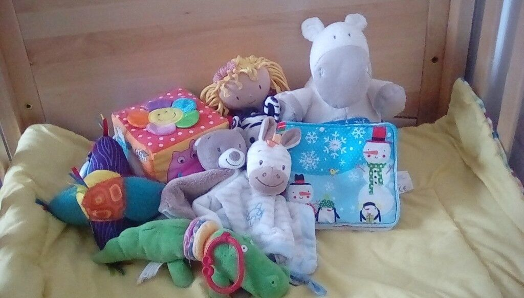 Baby Toys Suitable From Birth In Kilmarnock East Ayrshire Gumtree