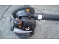 Mculloch leaf blower petrol great condition