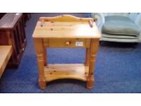 Pine Occasional Table #21075 £35