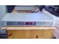 Technics Quartz Synthesizer FM/MW/LW Stereo Tuner ST-S505L