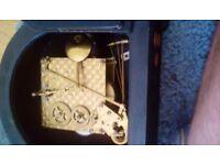 Smiths 1940s clock antique