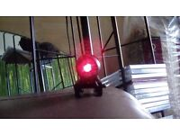 Red laser sight with mount and batteries brand new & boxed £12.